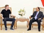Premier vietnamita promete condiciones favorables para inversiones de grupo neozelandés Zuru