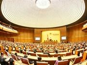 Clausuran quinto período de sesiones del Parlamento de Vietnam de XIV Legislatura