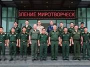 Impulsan Rusia y Vietnam relaciones entre ministerios de Defensa y a favor de la paz
