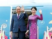 Premier vietnamita concluye con éxito participación en cumbres de ACMECS y CLMV
