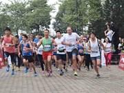 Efectuarán en Hanoi maratón benéfico a favor de niños desfavorecidos
