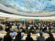 Asiste Vietnam a 38 período de sesiones del Consejo de Derechos Humanos de ONU