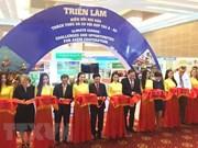 Exponen en Vietnam plantas adaptables al cambio climático en marco de Conferencia de ASEM