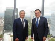 Destaca México relaciones comerciales con Vietnam