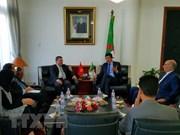 Vietnam celebra programa de promoción comercial en provincia argelina de Mostagán