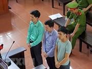 Graves casos de corrupción sancionados con rigor en primera mitad de año en Vietnam