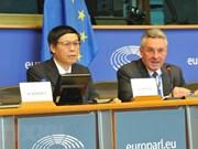 Buscan acelerar la firma y ratificación de TLC entre Vietnam y UE