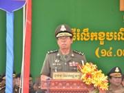 Vicepremier camboyano destaca respaldo de pueblo vietnamita