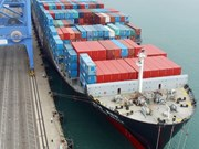 Exportaciones vietnamitas se dirigen a mercados de libre comercio
