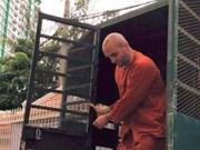 Camboya condena a cadena perpetua a ciudadano belga por traficar cocaína
