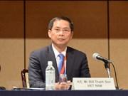 Vicecanciller vietnamita visita Singapur e India para reforzar lazos de cooperación