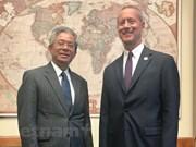 Vietnam y Estados Unidos acuerdan fortalecer nexos legislativos