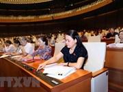 Parlamento de Vietnam aprueba programa de elaboración de leyes y ordenanzas de 2019