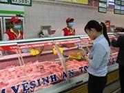 Vietnam exporta el primer lote de carne fresca al mercado extranjero