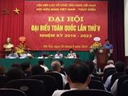 Asociación de Amistad Vietnam-Suecia fijas acciones para impulsar vínculos entre los dos países