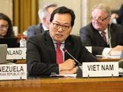 Vietnam destaca necesidad de desarme nuclear en Conferencia de Naciones Unidas