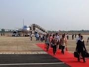 Vietnam recibe más de 52 millones de vacacionistas por vía aérea en primer semestre