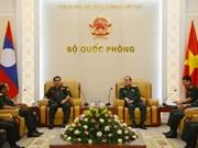 Ejércitos de Vietnam y Laos fortalecen cooperación