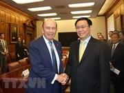 Estados Unidos y Vietnam fortalecen cooperación económica