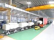Compañía vietnamita Thaco exporta tanques de combustibles a Sudcorea