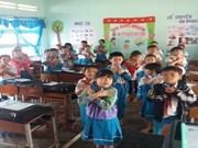 Fomentan seguridad del tráfico en zonas próximas a escuelas vietnamitas