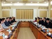 Ciudad Ho Chi Minh y San Petersburgo impulsan colaboración multisectorial