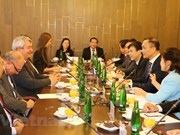 Vietnam y República Checa fomentan cooperación legislativa