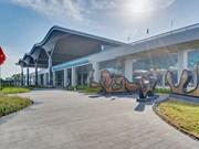 Entran en operación nueva terminal del aeropuerto internacional de Cam Ranh