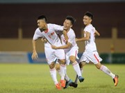 Vietnam empata con Tailandia en campeonato de fútbol regional