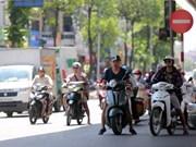 "Norte y Centro de Vietnam, verdaderos ""hornos"" por ola de calor"