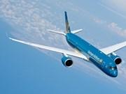 Vietnam Airlines reajusta operación de vuelos por tifón Prapiroon