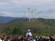 Indonesia inaugura mayor parque eólico en Sudeste de Asia