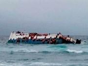 Al menos 29 muertos en naufragio en Indonesia