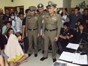 Unos 10 mil detenidos en Tailandia por apuestas ilegales durante el Mundial de Fútbol