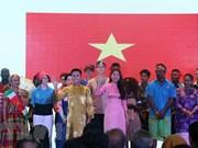 Velada artística cierra programa de becas para estudiantes extranjeros en Indonesia