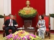 Vietnam reitera relaciones de amistad con Cuba