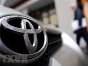 ToyotaMotor Vietnam importa primer lote de autos libres de impuestos