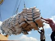 Alto aumento de exportaciones de arroz de Vietnam en primer semestre