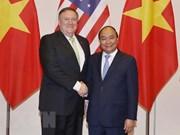 Vietnam concede importancia a nexos con Estados Unidos, afirma premier
