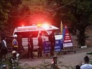 Rescate en cueva de Tailandia: evacuan a cuatro niños más