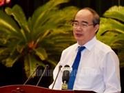 Ciudad Ho Chi Minh evalúa resultados socioeconómicos en el primer semestre