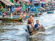 Vietnam abre curso de idioma materno para niños connacionales en Tonlé Sap