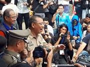 Comenzó tercera operación de rescate de niños y otro personal que permanecen en cueva Tham Luang