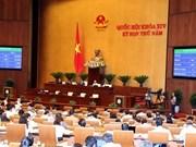 Comité Permanente del Parlamento se reúne en Hanoi