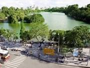 Mejora calidad del aire en Hanoi en julio