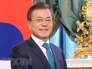 Presidente de Corea del Sur emprende visita a Singapur
