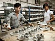 Participan unos 30 países en Exposición Internacional de calzado y cuerdo en Vietnam