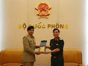Vietnam y Pakistán promueven cooperación en defensa