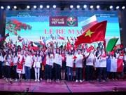 Campamento de verano conecta a vietnamitas residentes en el extranjero con su tierra natal