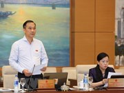 Comité Permanente del Parlamento continúa segunda jornada de trabajo
